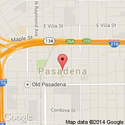 PCAD - California Insute of Technology (Caltech), Beckman ... Caltech Campus Map on