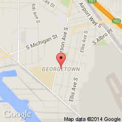 Georgetown Seattle Map.Pcad King County Poor Farm Georgetown Seattle Wa