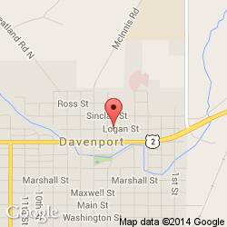 Davenport Washington Map.Pcad Courts Of Washington Lincoln County Courthouse 3