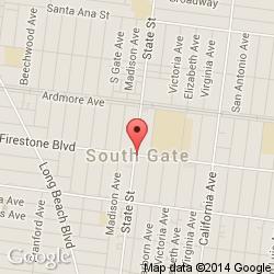 Pcad Purex Corporation Factory South Gate Ca