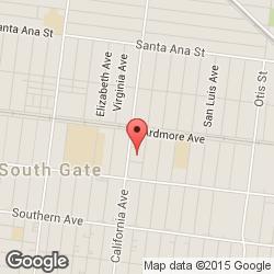 Pcad City Of South Gate City Hall 3 South Gate Ca