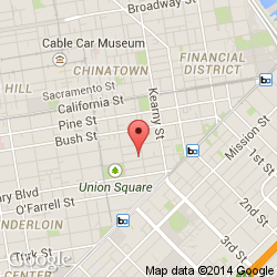 PCAD  Shreve Building Union Square San Francisco CA