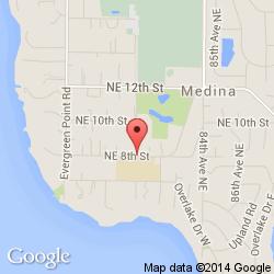Medina Washington Map.Pcad Bellevue School District Medina Elementary School 2 Medina Wa