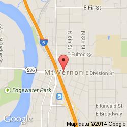 Mt Vernon Washington Map.Pcad Evergreen Apartments Mount Vernon Wa